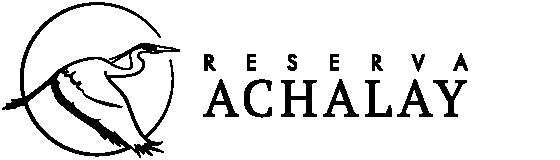Reserva Achalay (English)